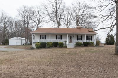 Greenbrier Single Family Home Under Contract - Not Showing: 3183 Pinson School Rd