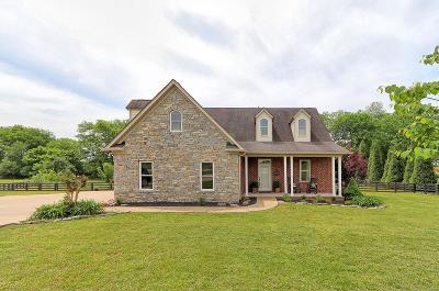 Columbia  Single Family Home Active Under Contract: 4008 Estate Ln