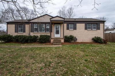 Franklin Single Family Home Under Contract - Showing: 210 Maple Dr