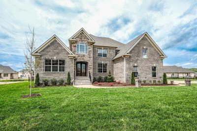 Spring Hill Single Family Home Under Contract - Not Showing: 4012 Cardigan Lane (Lot 317)