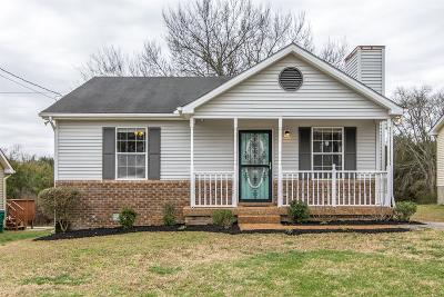 Madison Single Family Home Under Contract - Showing: 616 Kinsey