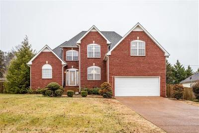 Thompsons Station  Rental Under Contract - Not Showing: 2800 Iroquois Drive