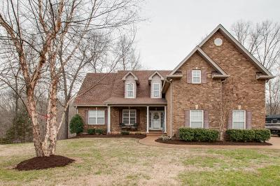 Greenbrier Single Family Home Under Contract - Not Showing: 3023 Hollowfield Ln