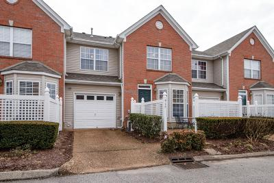 Williamson County Condo/Townhouse For Sale: 415 Compton Ln