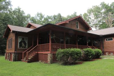 Monteagle Single Family Home For Sale: 838 Timberwood Trace