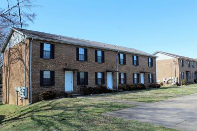 Clarksville Multi Family 5+ For Sale: 3284 Tower Dr