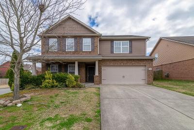 Brentwood Single Family Home Under Contract - Showing: 7352 Autumn Crossing Way