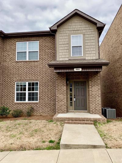 Clarksville Condo/Townhouse Under Contract - Not Showing: 92 Promontory Ln #a