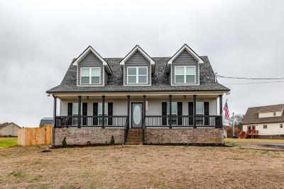 Marshall County Single Family Home Under Contract - Not Showing: 110 Talladega Way