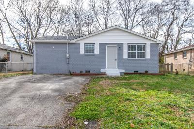 Madison Single Family Home Under Contract - Showing: 234 Edgemeade Dr
