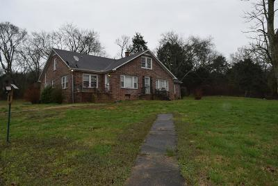 Rutherford County Single Family Home For Sale: 15091 Manchester Pike