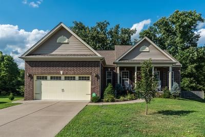 Gallatin Single Family Home Under Contract - Showing: 318 Birkshire Pl
