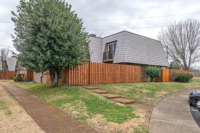 Madison Condo/Townhouse For Sale: 121 Cedarwood Ln