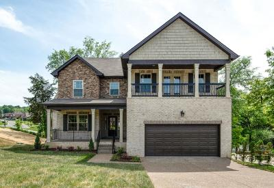 Nolensville Single Family Home For Sale: 501 Kilton Ct