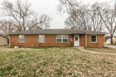 Gallatin Single Family Home Under Contract - Showing: 102 Eagle Dr
