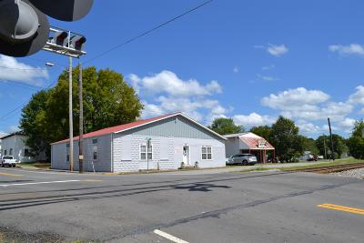 Commercial For Sale: 160 Railroad St N