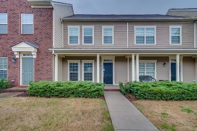 Williamson County Condo/Townhouse For Sale: 2006 Hemlock Dr