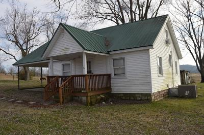 Marshall County Single Family Home For Sale: 3124 Yell Rd