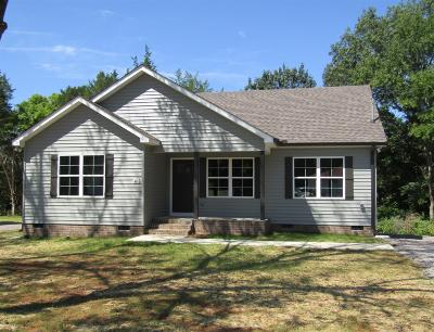Marshall County Single Family Home For Sale: 410 Spring Place Rd