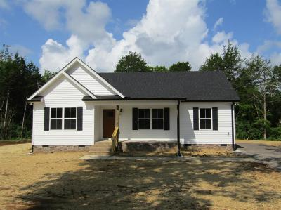 Marshall County Single Family Home For Sale: 412 Spring Place Rd