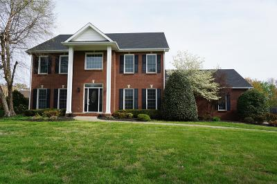 Clarksville Single Family Home For Sale: 3175 Quincy Ln
