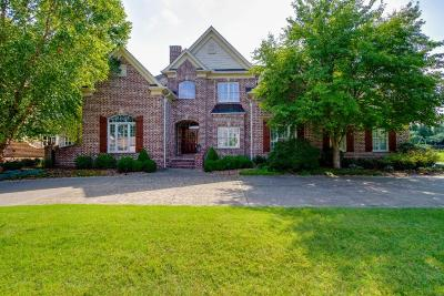 Murfreesboro Single Family Home For Sale: 1462 Avellino Cir