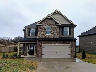 Clarksville Single Family Home Under Contract - Showing: 2171 Bandera Dr