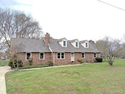 Smyrna Single Family Home For Sale: 200 Suffield Dr