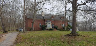 Mount Juliet Single Family Home For Sale: 2026 Sanford Dr