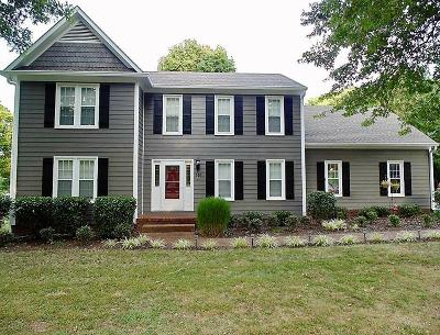 Columbia Single Family Home Under Contract - Showing: 101 Deerfield Dr