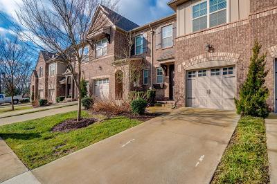 Hendersonville Single Family Home For Sale: 139 Ambassador Prvt Cir