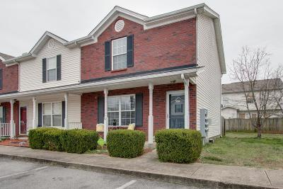 Lavergne Condo/Townhouse Under Contract - Showing: 961 Ruch Ln