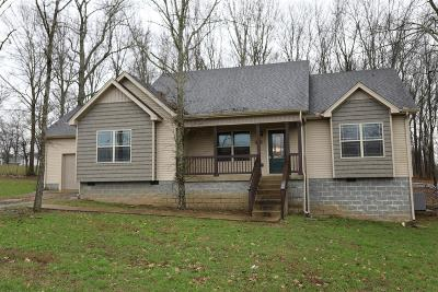 Marshall County Single Family Home For Sale: 100 Southview Dr