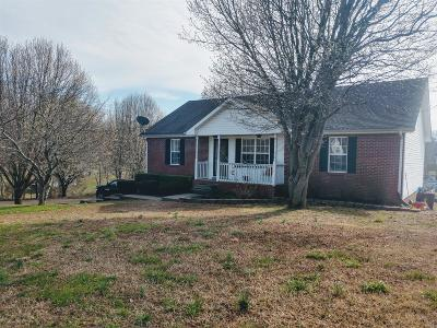 Clarksville Single Family Home For Sale: 970 Trey Phillips Dr