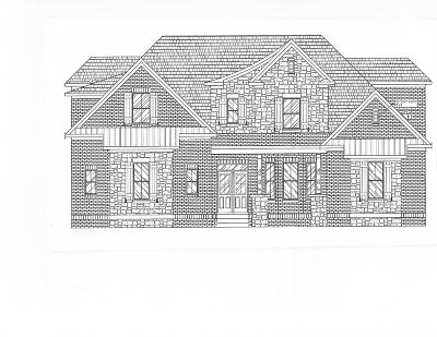Thompsons Station Single Family Home Under Contract - Showing: 3820 Everyman Way - Lot 5043