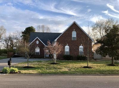 Murfreesboro Rental Under Contract - Not Showing: 5125 Bumblebee Dr.