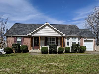 Mount Juliet Single Family Home Under Contract - Showing: 534 Summit Way
