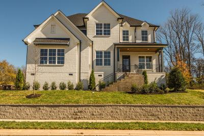 Sumner County Single Family Home Under Contract - Showing: 203 S Malayna Lot 132