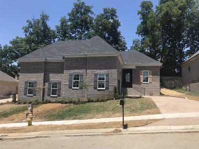 Gallatin, Gallitin, Hendersonville Single Family Home For Sale: 164 Cobbler Cir #90