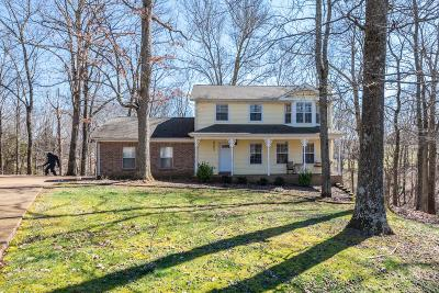 Cottontown Single Family Home For Sale: 137 Baldridge Dr