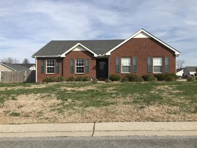 Single Family Home Under Contract - Showing: 3030 Holsted Dr