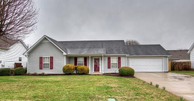 Single Family Home Under Contract - Not Showing: 1615 Lisburn Dr
