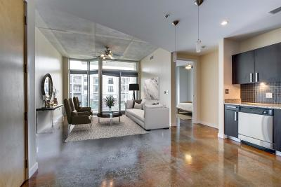 Nashville Condo/Townhouse For Sale: 600 12th Ave S Apt 540