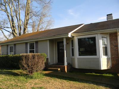 Madison Single Family Home For Sale: 1101 Idlewild Ct