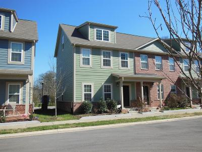 Hendersonville Condo/Townhouse Under Contract - Not Showing: 95 Plumlee Dr Unit 14