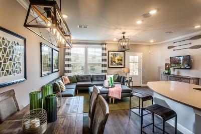 Nashville Single Family Home For Sale: 2734 Gossett Trail (Lot 44)