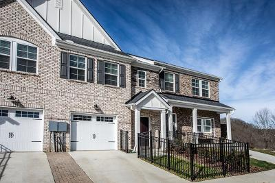 Nashville Single Family Home Under Contract - Not Showing: 2746 Gossett Trail (Lot 47)