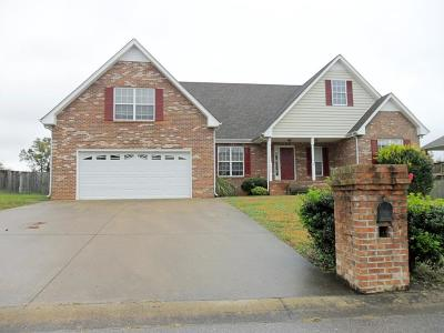 Clarksville Single Family Home For Sale: 3888 Rhonda Ct