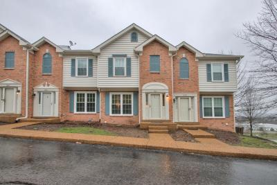 Franklin Single Family Home Under Contract - Showing: 1601 Brentwood Pointe