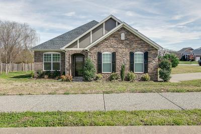 Spring Hill Single Family Home For Sale: 4020 Pendleton Dr